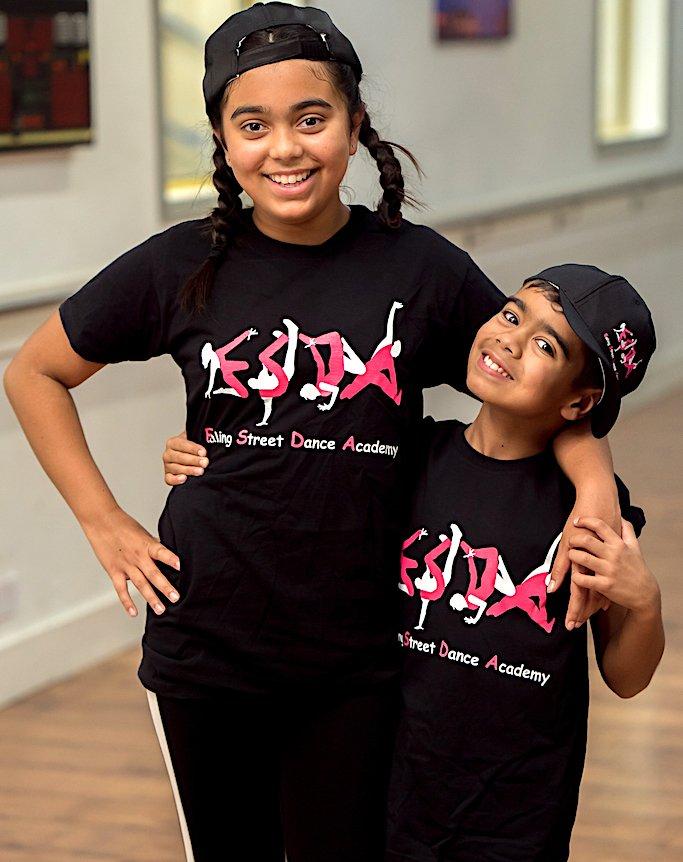 Ealing Street Dance Academy Merchandise
