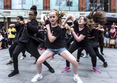 Ealing Street Dance Academy - Festivals