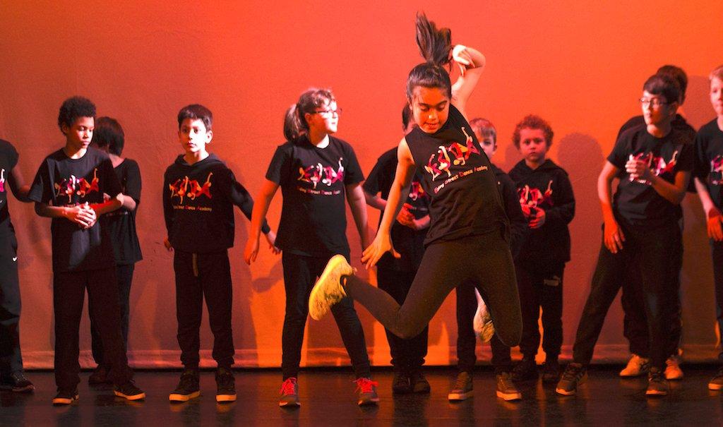 Book Class - Ealing Street Dance Academy