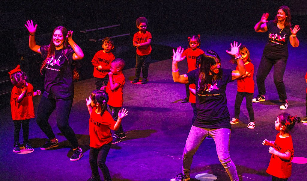 UNDER 5s - Ealing Street Dance Academy