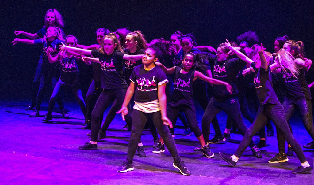 Ealing Street Dance Academy - Showcases