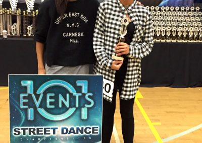 Ealing Street Dance Academy Competitions