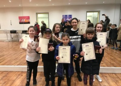 Ealing Street Dance Academy Exams
